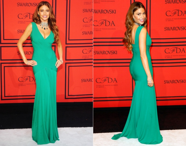 sofia vergara cfda awards