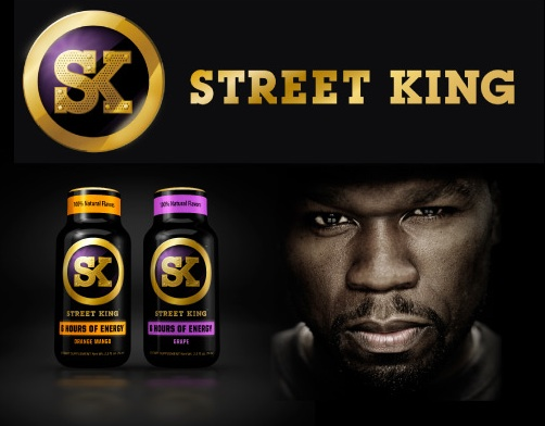 50 cent energy drink