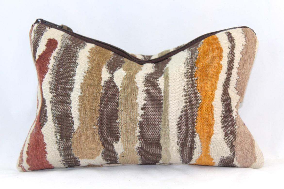 Inkblot Handbag Clutch