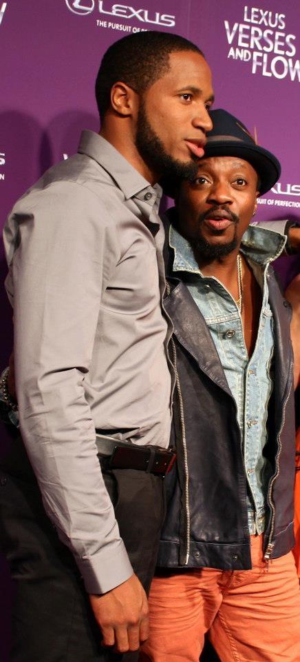 Marshall Jones & Anthony Hamilton