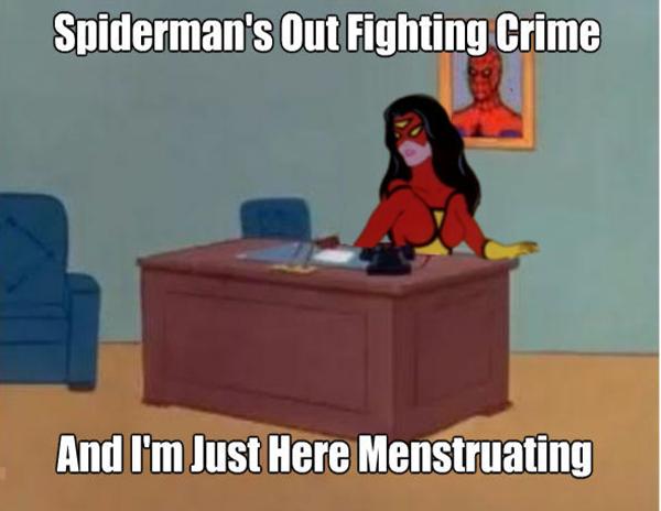 spidergirl period
