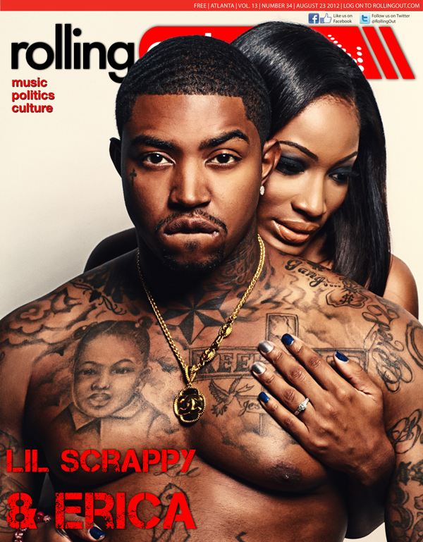 lil scrappy and erica